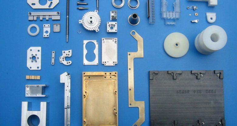 Diverse onderdelen produceren