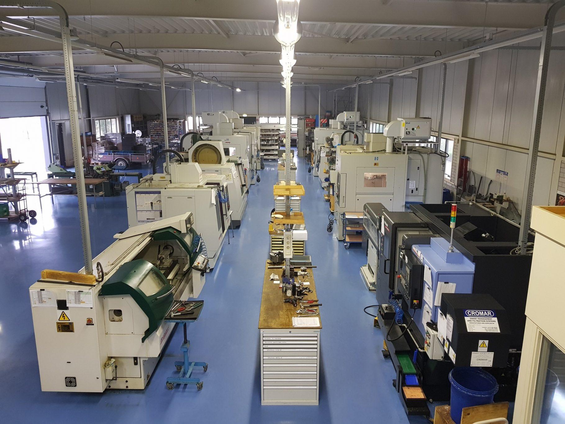 Machinepark